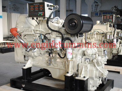 6BTA5.9-M150 Marine power unit
