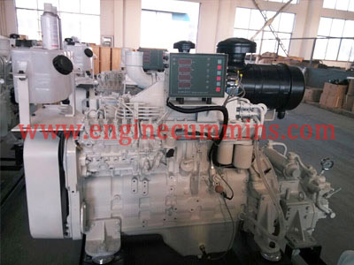 6CTA8.3-M Marine power unit