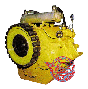 Advance Marine Gearbox HCQ300