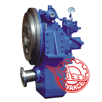 Advance Marine Gearbox HCV120(7°Down Angle)