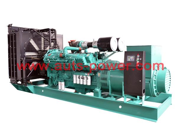 Cummins 1000kw дизель-генератор