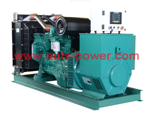 Cummins 108kw diesel generator set