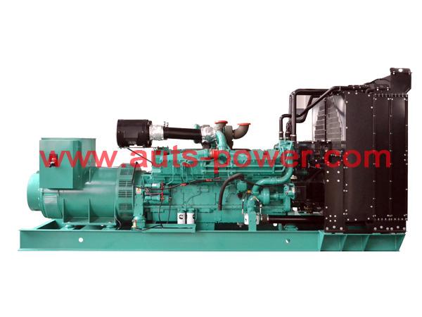 Cummins ensemble de 1120kw générateur diesel