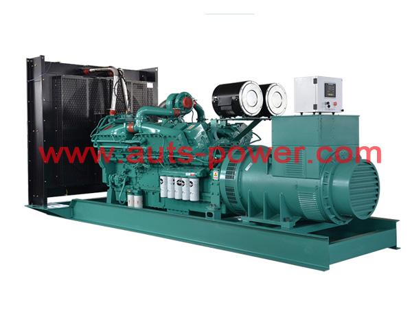 Cummins 1200kw дизель-генератор