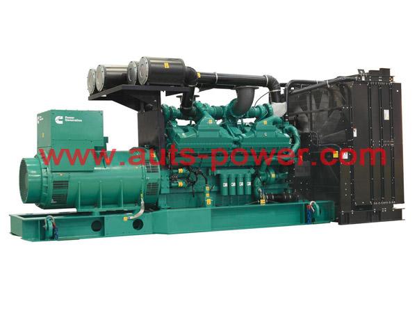 Cummins 1600kw дизель-генератор