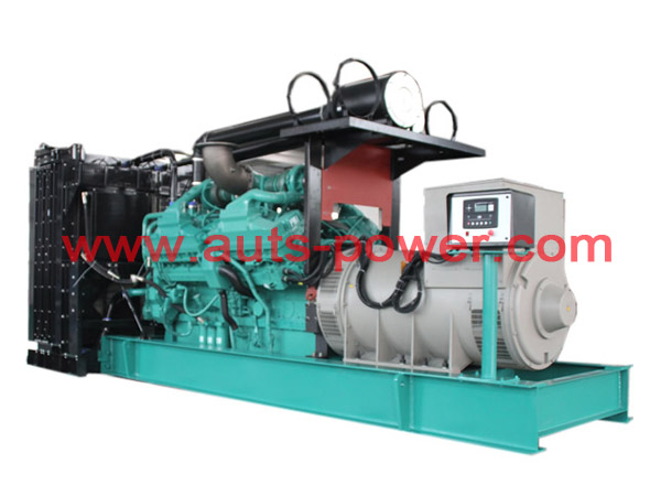 Cummins 1800kw дизель-генератор