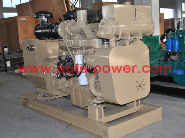 Cummins 180кВт Marine Generator Set