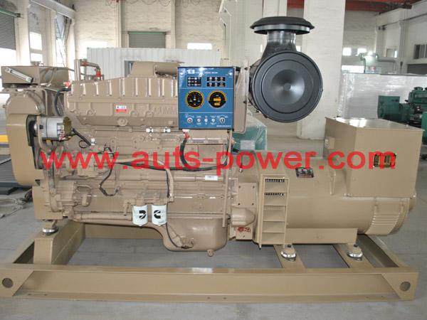 Cummins 200KW Marine Generator Set