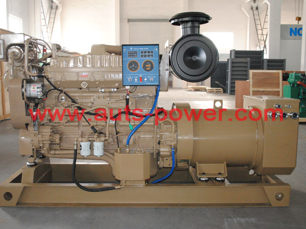 Cummins 250KW Marine Generator Set