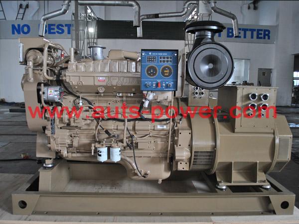 Cummins 280KW Marine Generator Set
