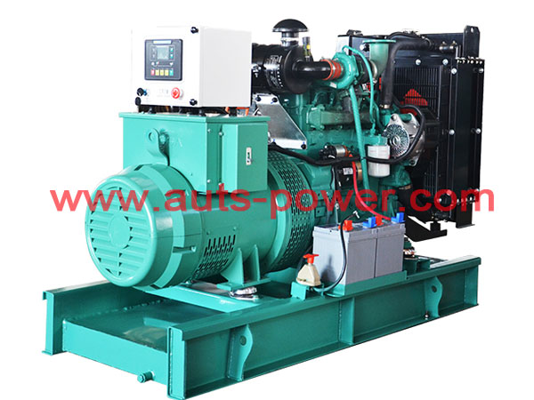 Cummins 28kw diesel generator set