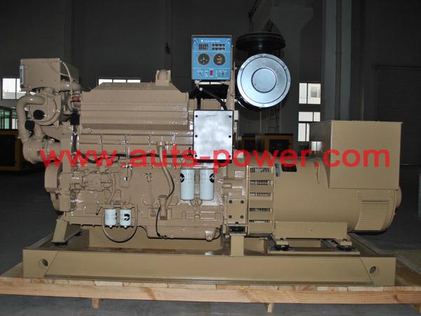 Cummins 300KW Marine Generator Set