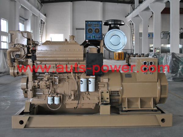 Cummins 350KW Marine Generator Set