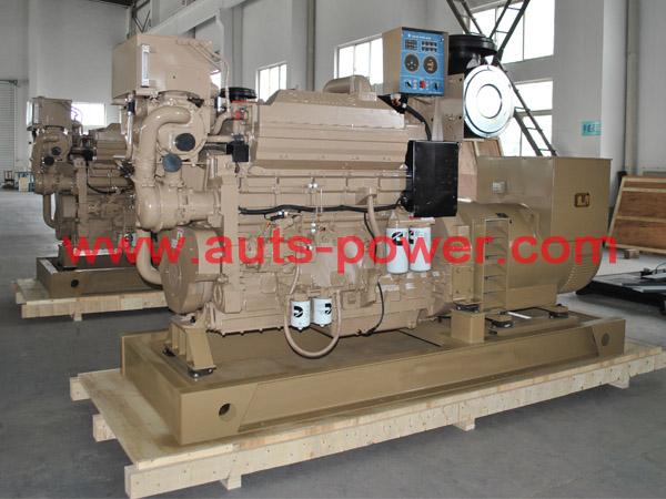 Cummins 400KW Marine Generator Set