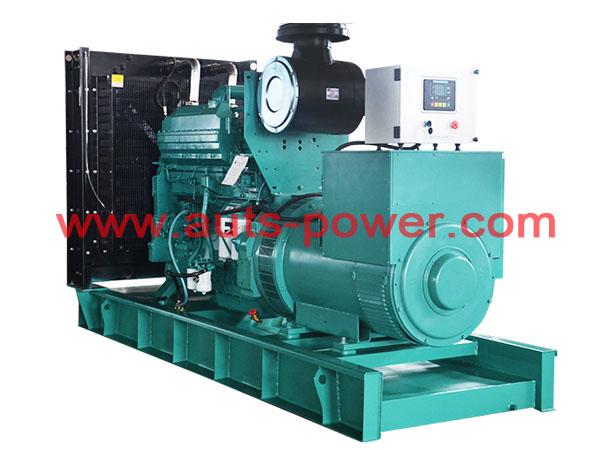 Cummins 400kw diesel generator set