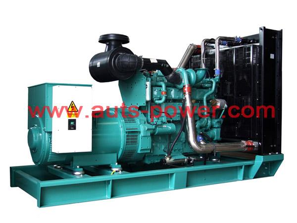 Cummins 440kw diesel generator set
