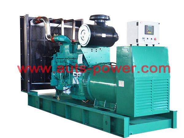Cummins 480kw diesel generator set