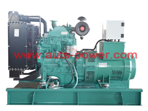 Cummins 48kw diesel generator set