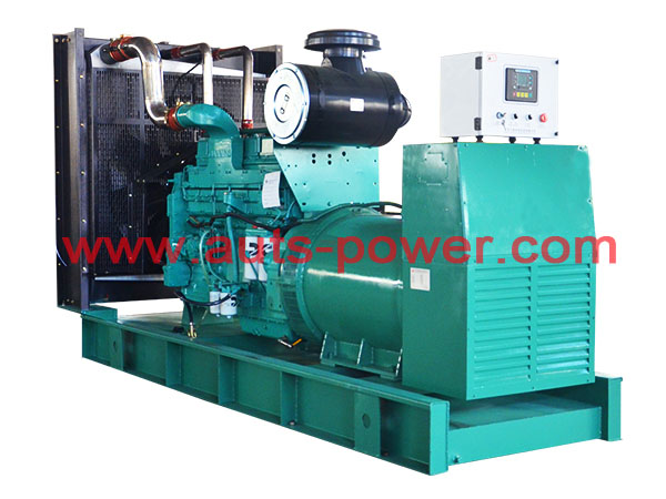 Cummins 500kw diesel generator set