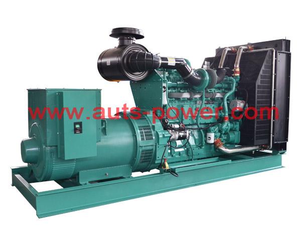 Cummins 520kw дизель-генератор