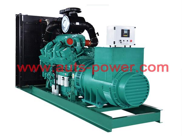 Cummins 600kw diesel generator set
