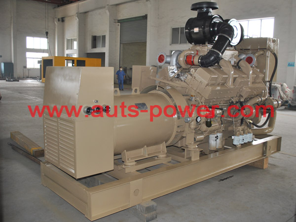 Cummins 630KW Marine Generator Set