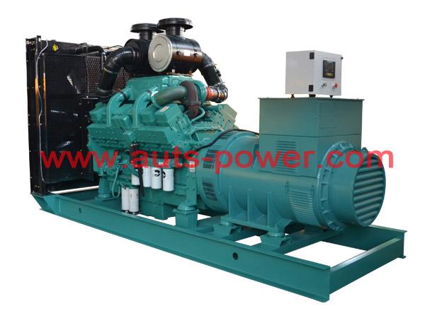 Cummins 640kw дизель-генератор