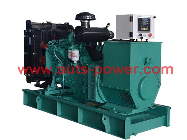 Cummins 68kw diesel generator set