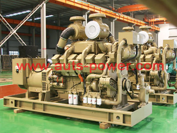 Cummins 700KW Marine Generator Set