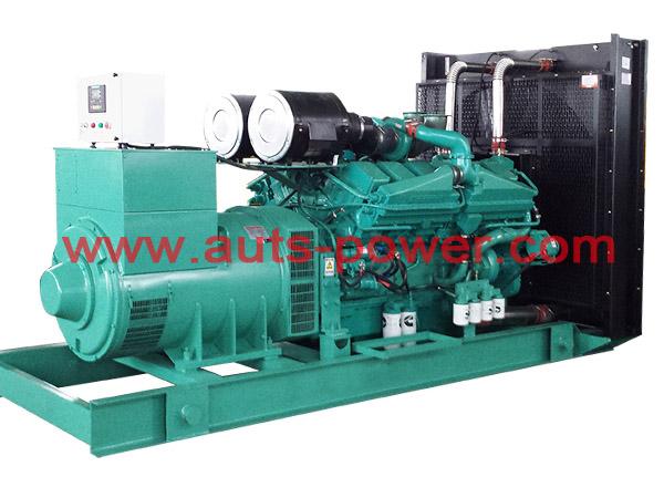 Cummins 720kw дизель-генератор