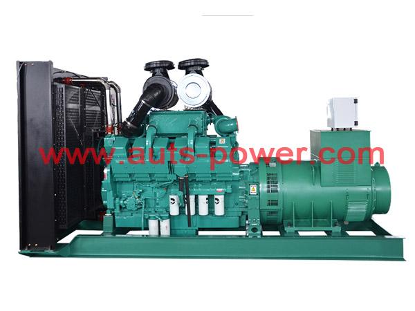 Cummins 800 кВт дизель-генератор