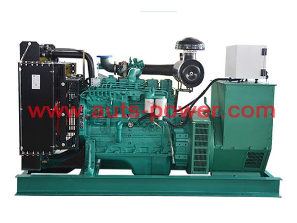 Cummins 80kw diesel generator set