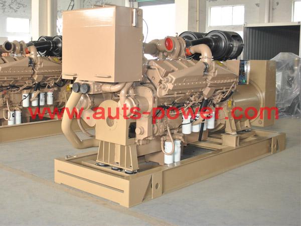 Cummins 900KW Marine Generator Set