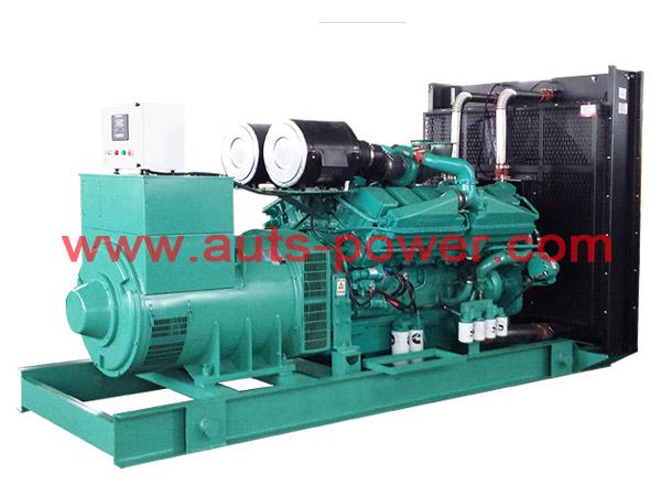 Cummins 900kw дизель-генератор