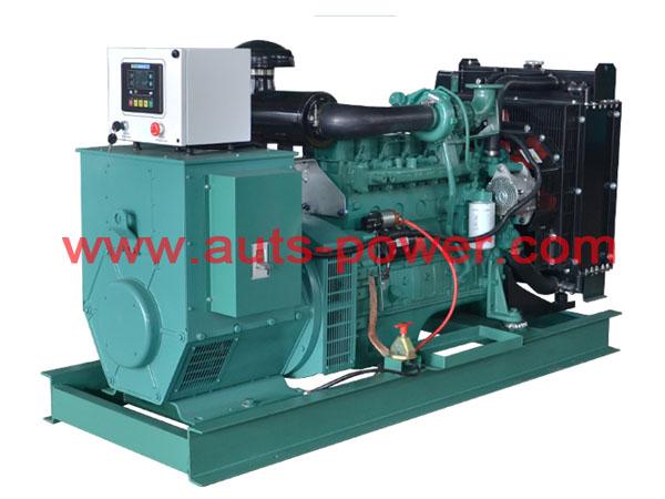 Cummins 91kw diesel generator set