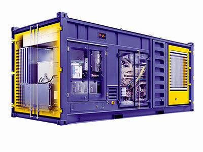 Cummins Container Diesel Generator Sets