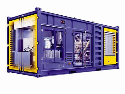 Cummins Container Diesel groupes électrogènes