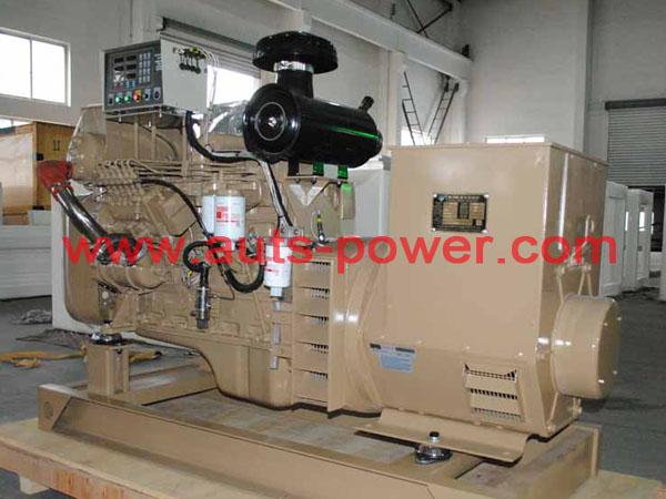 Cummins 100KW Marine Generator Set