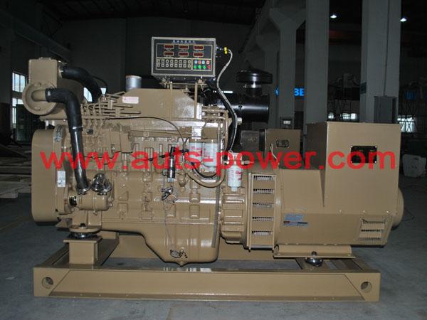 Cummins 120KW Marine Generator Set