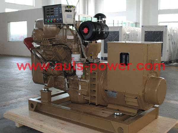 Cummins 40KW Marine Generator Set