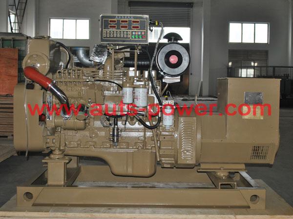 Cummins 64KW Marine Generator Set