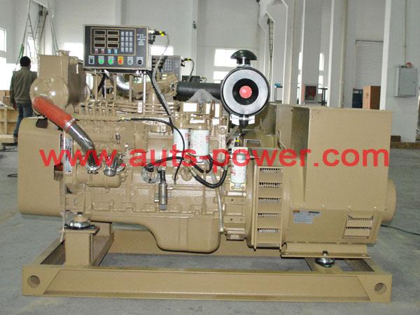 Cummins 75KW Marine Generator Set