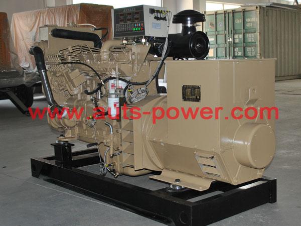 Cummins 90KW Marine Generator Set