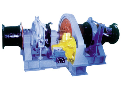 Electric (Hydraulic) Anchor Windlass And Mooring Winch