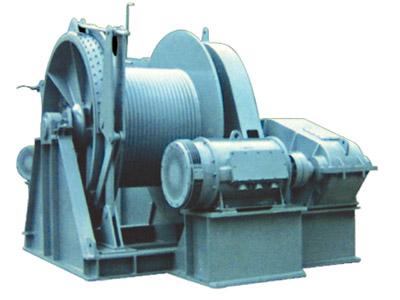 treuil électrique Marine bobine