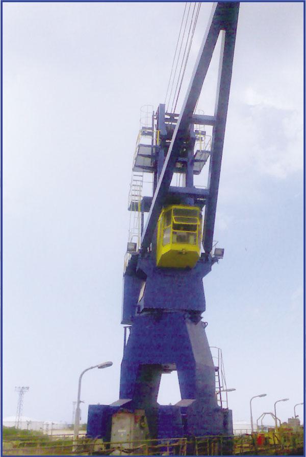 travel crane